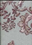 Italian Touch Wallpaper Damasco Rosita 18429 By Sirpi For Dixons Exclusive